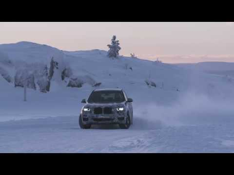 Первый тест-драйв нового BMW X3