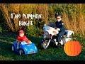 Little Heroes Kid Motorz Police Motorcycle Kid Cops The Pumpkin Bandit