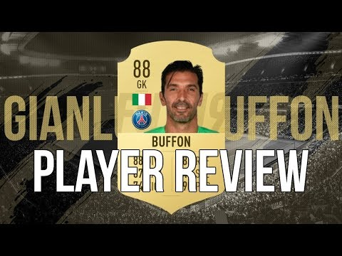 FIFA 19 - GIANLUIGI BUFFON (88) PLAYER REVIEW