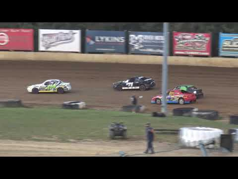 Florence Speedway | 10/6/18 | Hornets | Feature