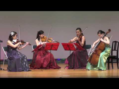 習志野市民会館 PachelbelのCanon、Mozart Divertimento Eine kleine NachtmusikⅠ