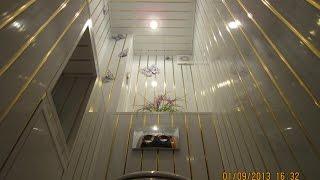 Пластик для отделки потолка ванной комнаты и кухни. Секреты выбора пластика(ДИЗАЙН, РЕМОНТ И ОТДЕЛКА В УЛЬЯНОВСКЕ - https://www.youtube.com/user/themostfamousMASTER Пластик для отделки потолка ванной комн..., 2014-11-24T13:34:01.000Z)