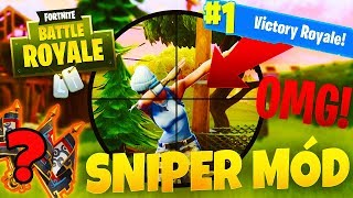 I PLAY WITH THE MOST PRECIOUS SKINS FROM THE GAME! SNIPER SHOOTOUT V2! | Fortnite Battle Royale [EN/English]