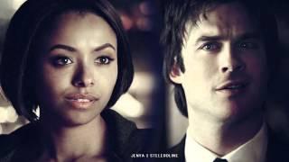 Damon + Bonnie   Абсолютно всё
