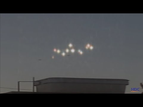 Sudden Witnesses | Videos Of The UFO Experience 2014 (4)