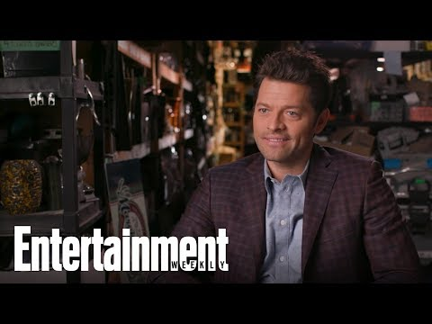 Misha Collins On Castiel's Wardrobe Change In 'Supernatural' 300th Episode | Entertainment Weekly