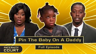 Pin The Baby On A Daddy: Man Says Woman Pins Babies On Innocent Men (Full Episode)   Paternity Court