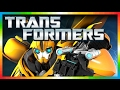 Transformers Prime - Optimus Prime - only kids movie from television series game (mini movies)