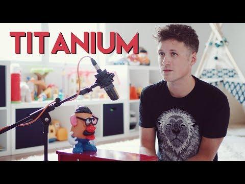 TITANIUM (toy piano cover)