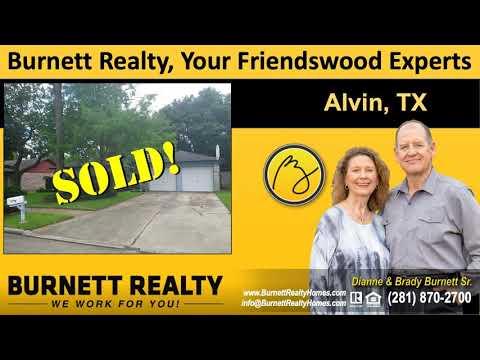 Homes for Sale Best Realtor near Glenn York Elementary School   Alvin TX 77511