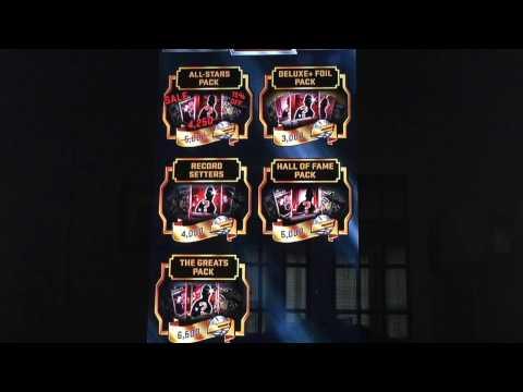MyNBA2K17 Pack Opening + Gameplay