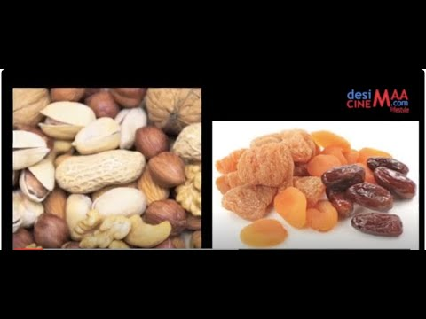 5 BEST BENEFITS OF DRIED FRUITS