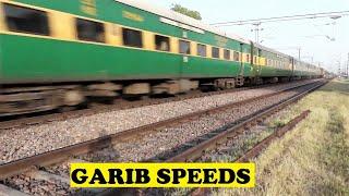 WAP1 Bhagalpur GR Overtakes WAP4 Lichchavi