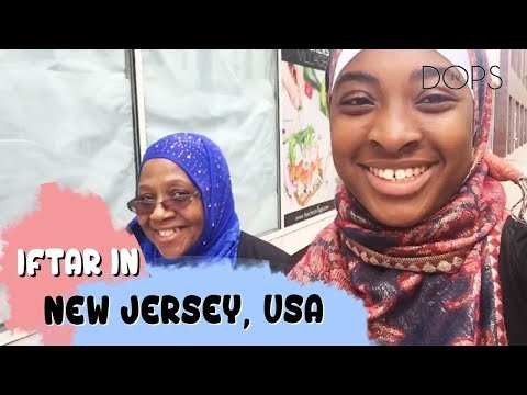 IFTAR LIKE A LOCAL - NEW JERSEY, U.S.A