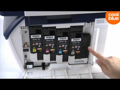 Xerox WorkCentre 6015NI review en unboxing (NL/BE) - YouTube