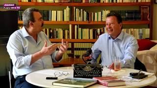 Ο ευρωβουλευτής Γιώργος Κύρτσος στο στούντιο των ΕΙΔΗΣΕΩΝ-Eidisis.gr webTV