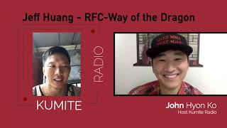 RFC-WOTD's Jeff Huang Talks Uniting Asian Promotions, Martial Arts Carnival In Taiwan And More