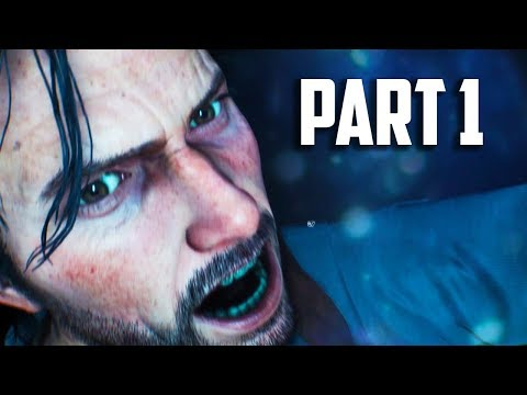 THE EVIL WITHIN 2 Walkthrough Gameplay Part 1 - FULL GAME FIRST HOUR!! - PS4 PRO