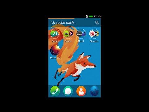 Geeksphone Revolution - Firefox OS installieren
