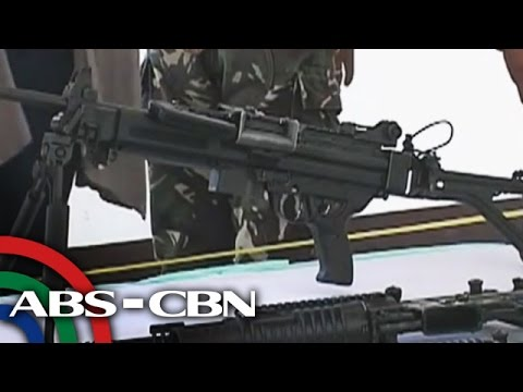 PNP to get P3B worth of new guns, gear