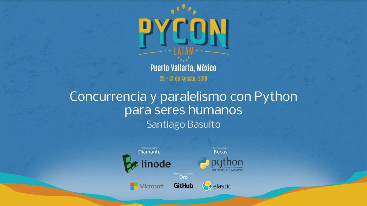 Image from Concurrencia y paralelismo con Python para seres humanos