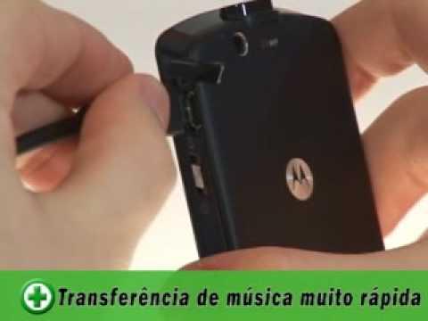Celular Motorola E8 - BuscaPé Vídeo