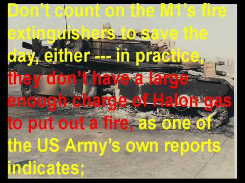 The REAL M1 Abrams! Chapter 4: Protection (Part 1 of 5)