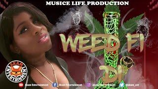Lizziana - Weed Attack (Weed Fi Di Medz) February 2020