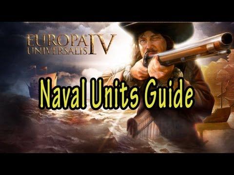 Europa Universalis IV Naval Units Guide
