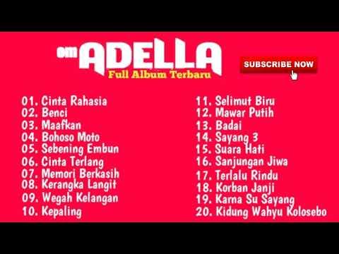 Om Adella Full Album Paling Terpopuler | Pilihan Terbaik (Mp3)