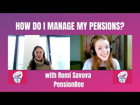 Tackling small pension pots with PensionBee's Romi Savona