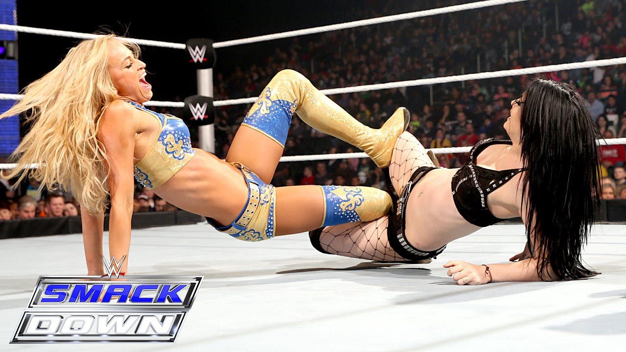 Paige vs. Summer Rae: SmackDown, February 12, 2015