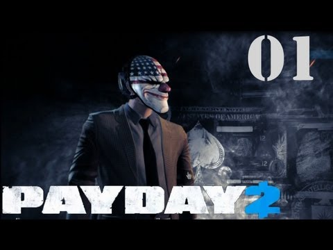 Payday 2 - The Jewelry Store | Normal (Offline)