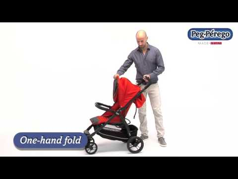 Compact, Lightweight Stroller - Booklet by Peg Perego