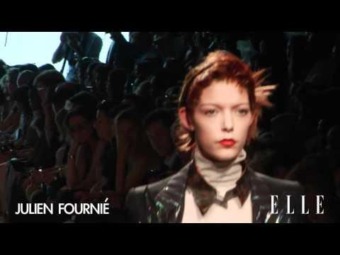 【ELLE TV JAPAN】Julien Fournie HC FW 11 12