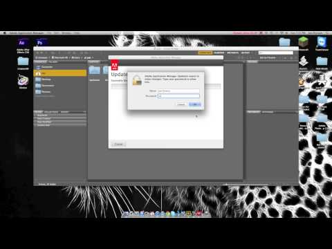 How to update PhotoShop CS6 Tut [Voice]