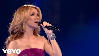 Repeat youtube video Céline Dion - The Power of Love (Live in Boston)