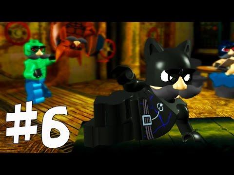 Road to Arkham Knight - Lego Batman Walkthrough - Part 6 - Catwoman Boss Battle