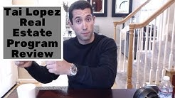 Tai Lopez Real Estate Program Review