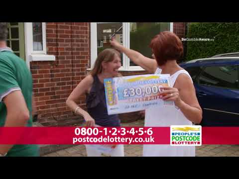 #PPLAdvert - Winning Postcodes Every Day - October Play - People's Postcode Lottery