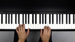 Procul Harum – A Whiter Shade Of Pale (Easy Piano Arrangement)