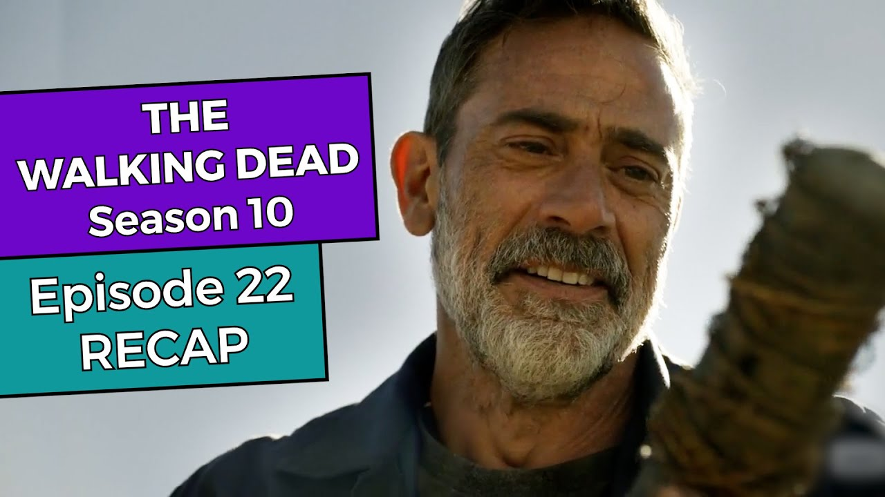 The Walking Dead Season 10: Episode 22 RECAP
