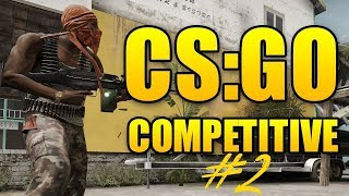 WE FOUND A CHEATER!   CS:GO Comptetitive #2 thumbnail