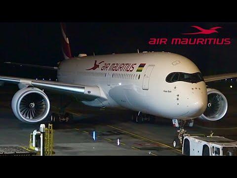 Air Mauritius Airbus A350, 🇲🇺 Mauritius MRU - Paris CDG 🇫🇷 [FULL FLIGHT REPORT]