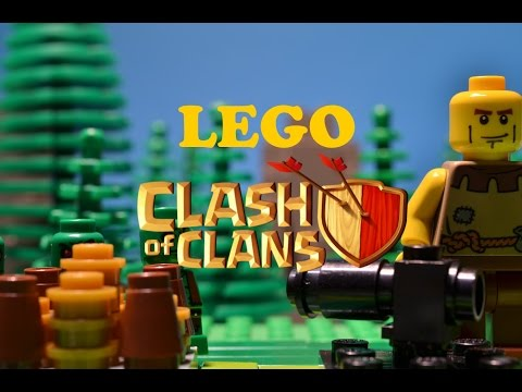 LEGO Clash of Clans (TV Commercial)