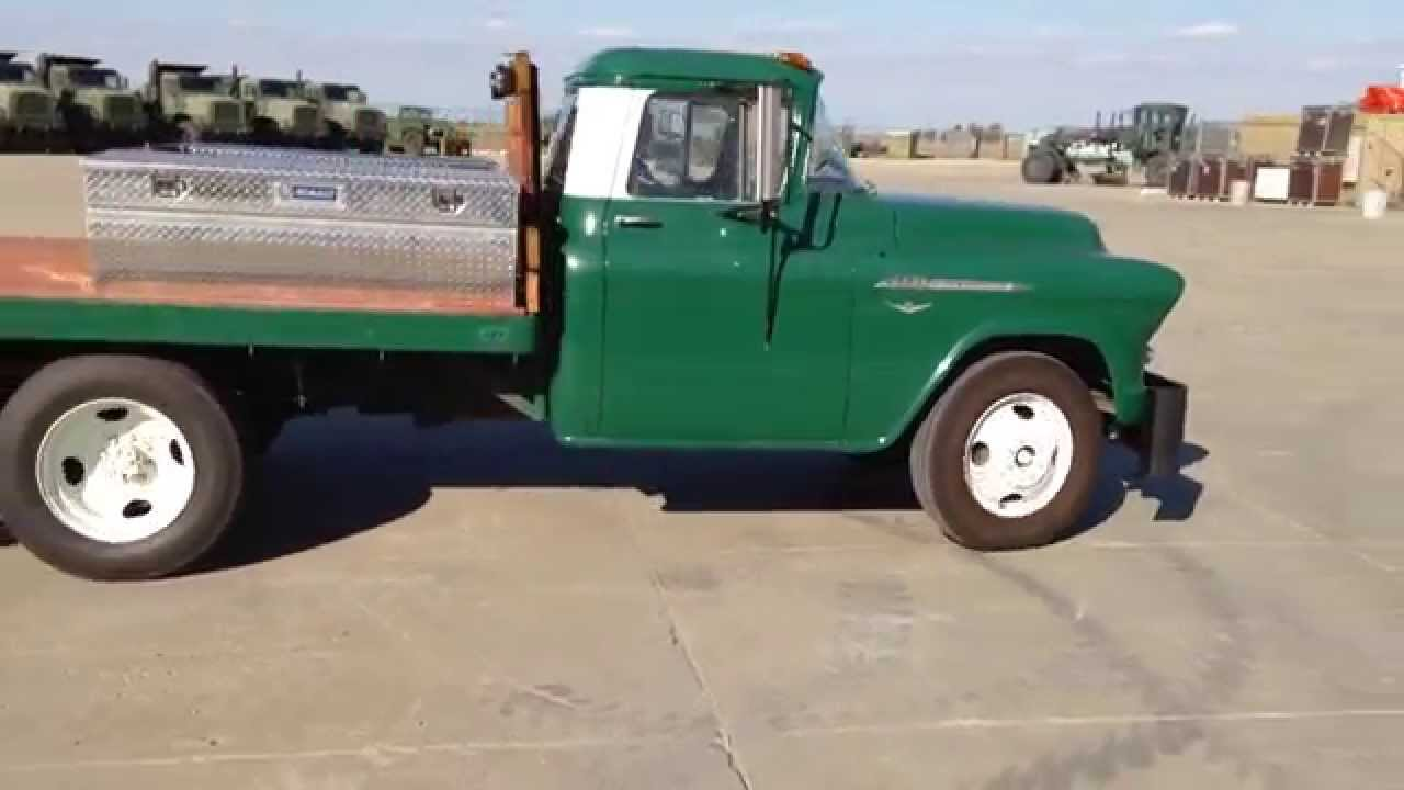 1951 Chevrolet Pickup For Sale  YouTube