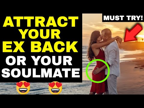 100% result✅ 5 law of attraction steps to attract your ex back/ your soulmate/or a specific person