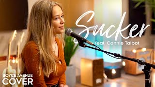 Sucker - Jonas Brothers (Boyce Avenue ft. Connie Talbot acoustic cover) on Spotify & Apple Video