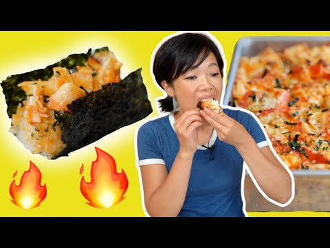 Sushi Bake -