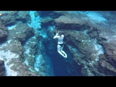 Ginnie Springs Florida - GoPro Hero4 Silver+